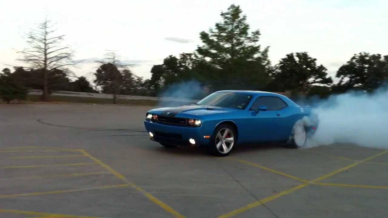2009 B5 Blue Dodge Challenger Srt8 Youtube