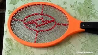 мухобойка электрическая из Китая