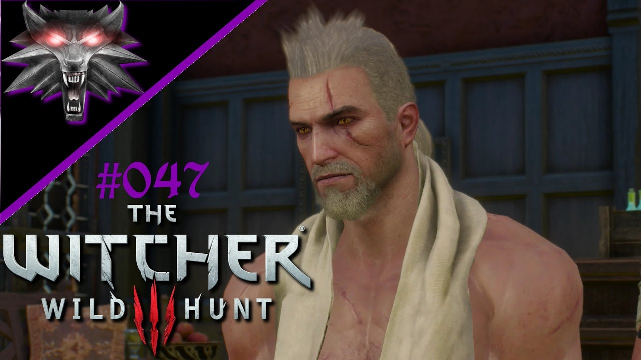 The Witcher 3 Wild Hunt Ps4 047 Geralt Beim Friseur Let S Play The Witcher 3 Deutsch
