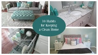 One of How Jen Does It's most viewed videos: 10 Habits for Keeping a Clean House