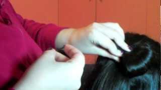 Come realizzare un FIOCCO con i capelli: 2 metodi!