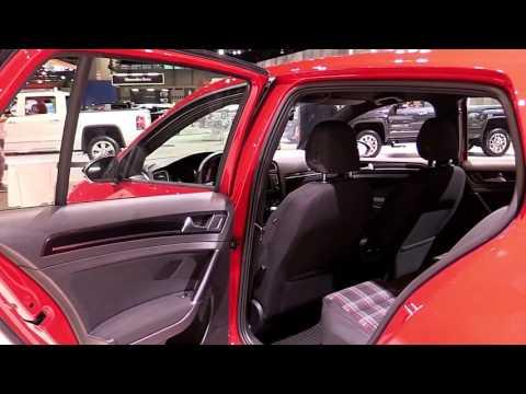 2018 Volkswagen Golf GTI SE Premium Features | New Design Exterior and Interior | First Impression