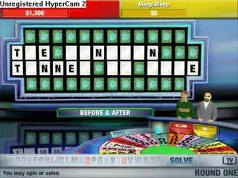 MSN Wheel Of Fortune YouTube