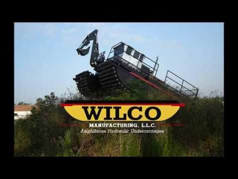 Wilco Manufacturing Amphibious Equipment