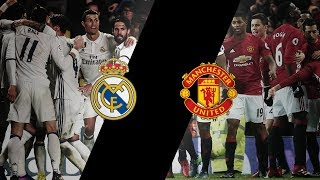 Real Madrid - Manchester United / Supercup Promo 2017