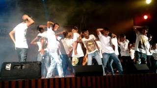 REGENERATION 2K15_02, R.E.R.F. Barrackpore, Kolkata