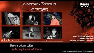 [Karaoke+Thaisub] VIXX - Spider