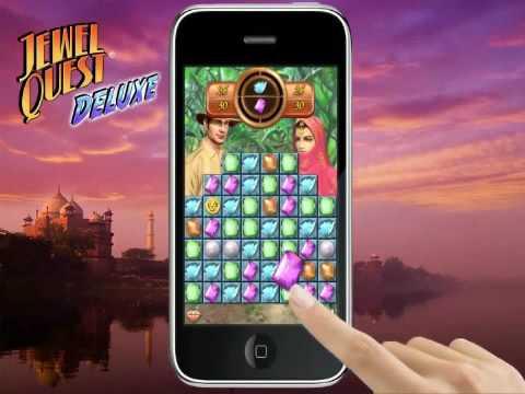Launch Trailer: Jewel Quest Deluxe