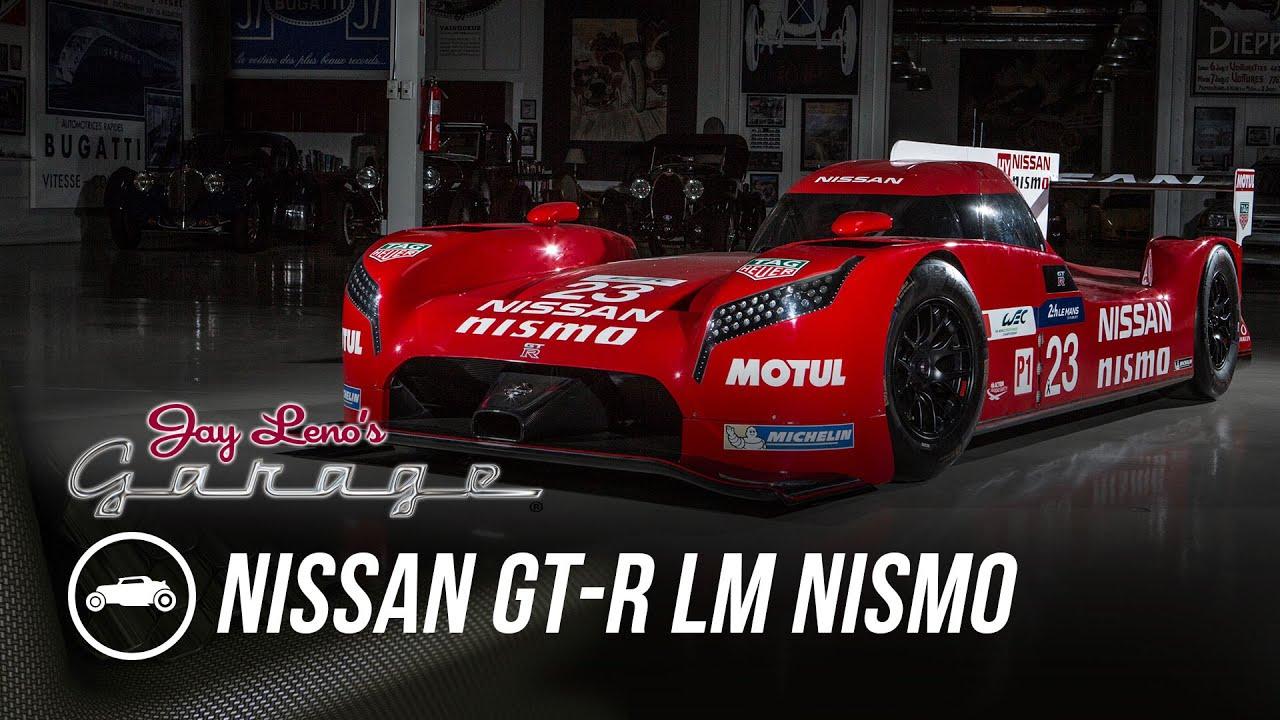 Nissan Gt R Lm Nismo Jay Leno S Garage Youtube