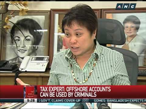 Tax expert: Offshore accounts not necessarily bad