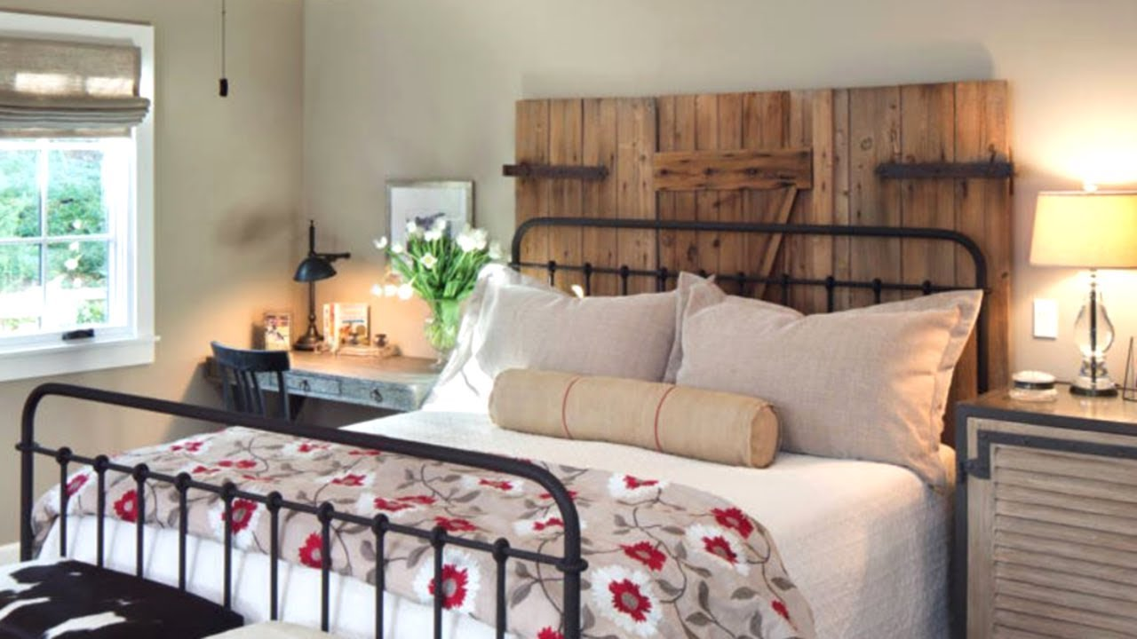 34 Cozy Cottage-Style Bedrooms - YouTube