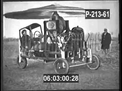 THE 'WRONG' BROTHERS AVIATION'S FAILURES (1920s)