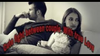 Cute fight between cute couples (Song- Aapke pyar me hum sawarne lage )Nice love story..