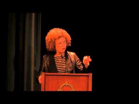 """Mass Incarceration in the U.S.  & Palestine: ""A Conversation with Angela Davis and Noura Erakat"""