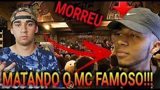 Download lagu QUANDO O MC DESCONHECIDO HUMILHA O MC FAMOSO