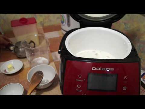 Домашние видео рецепты -  молочная каша