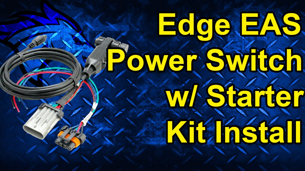 medium resolution of edge eas power switch install for cts monitors