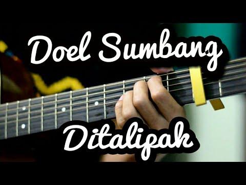 Doel Sumbang - Ditalipak (Cover By Kian Kris)