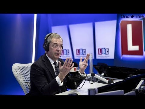The Nigel Farage Show: Would replacing Theresa May as leader jeopardise Brexit? LBC - 24th Oct 2018