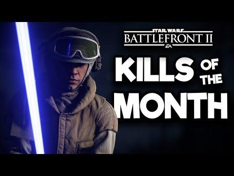 Star Wars Battlefront 2 Top 20 epic Moments  - thumbnail