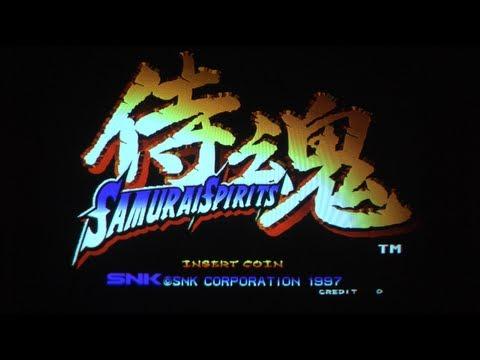 Classic Game Room - SAMURAI SHODOWN 64 review for Hyper Neo-Geo 64