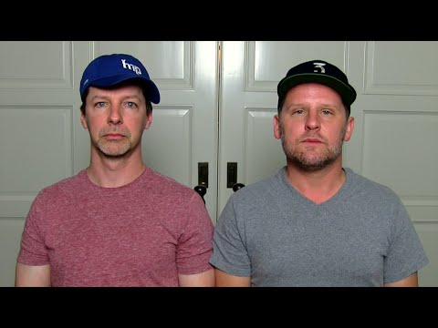 "Sean Hayes & Scott Icenogle LipSync to Flo Rida's ""I Don't Like It, I Love It"""