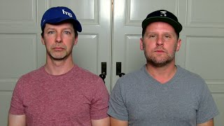 "Sean Hayes & Scott Icenogle Lip-Sync to Flo Rida's ""I Don't Like It, I Love It"""