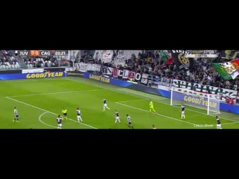 Juventus-Cagliari 4-0 •Gol & highlights• Serie a