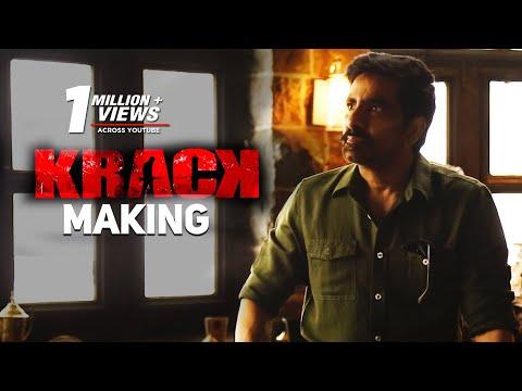Krack Movie Making - Raviteja, Shruti Hassan | Gopichand Malineni | Thaman S