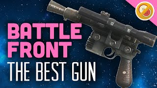 The Best Gun! : Star Wars Battlefront PS4 Gameplay Funny Moments
