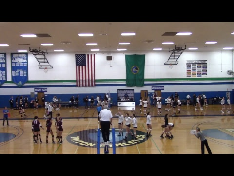 Edmonds NWAC Xover - 10.22.17 - Lower Columbia vs. Mt. Hood