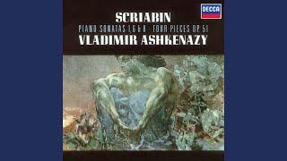 Scriabin: Piano Sonata No.1 in F minor, Op.6 - 3. Presto