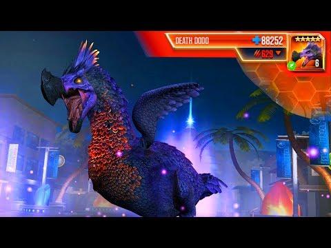 Jurassic World Game Mobile #39: Dodo tử thần (Death Dodo) siêu khủng