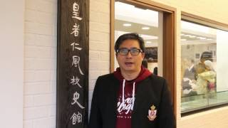 邀請舊生開放日參觀皇者仁風校史館