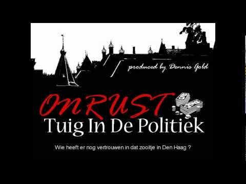 Frits Onrust - Tuig In De Politiek (preview) incl. tekst