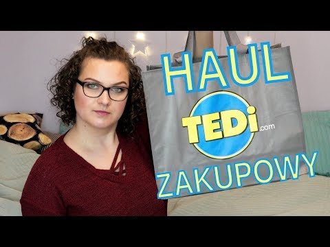 HAUL ZAKUPOWY - LIDL - KIK - TEDI -