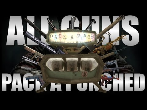 All Guns Pack a Punched in One Game - Call of Duty: World at War