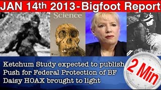 ‪The Bigfoot Report - Bigfoot News #13 - Melba Ketchum DNA study expected to release this week