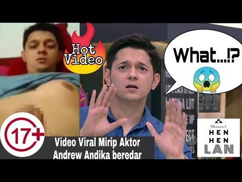 Video Viral Mirip Aktor Andrew Andika Beredar Di Dunia Maya