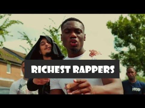East London: Richest Rappers / Gangs