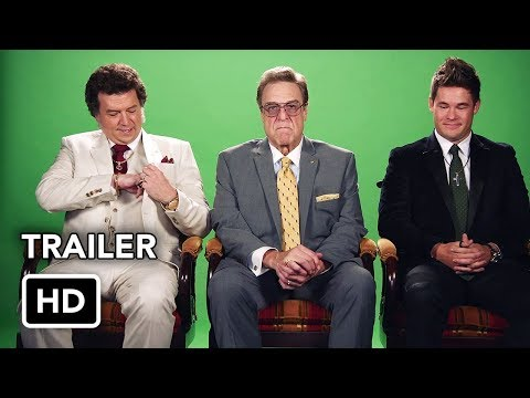 Scotty Perry - Check out The Righteous Gemstones the big HBO Summer Comdey