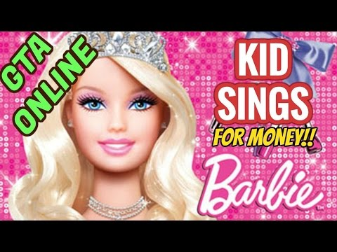 barbie girl svenska