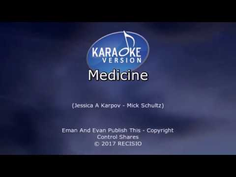Kelly Clarkson - Medicine (Karaoke)