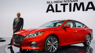 AMAZING .. 2019 Nissan Altima Preview Firstlook