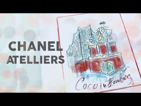 CHANEL PARIS-HAMBOURG | Métiers d'Arts Kollektion