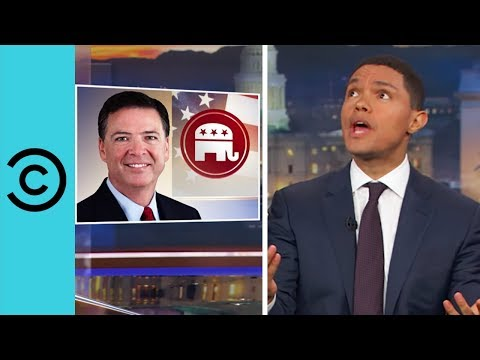 Everyone Wanted Something Different From Comey's Testimony - The Daily Show | Comedy Central
