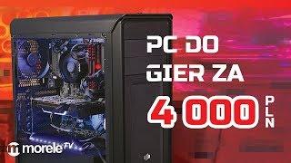 PC do gier za 4000zł I Test w METRO, RE2, Far Cry, Tomb Raider i innych