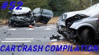 Подборка Дтп Car crash compilation Dash cam accidents #52