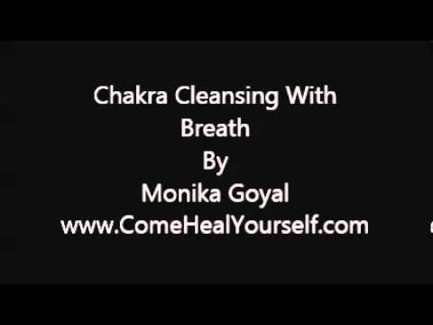 Chakra Cleansing With Breath