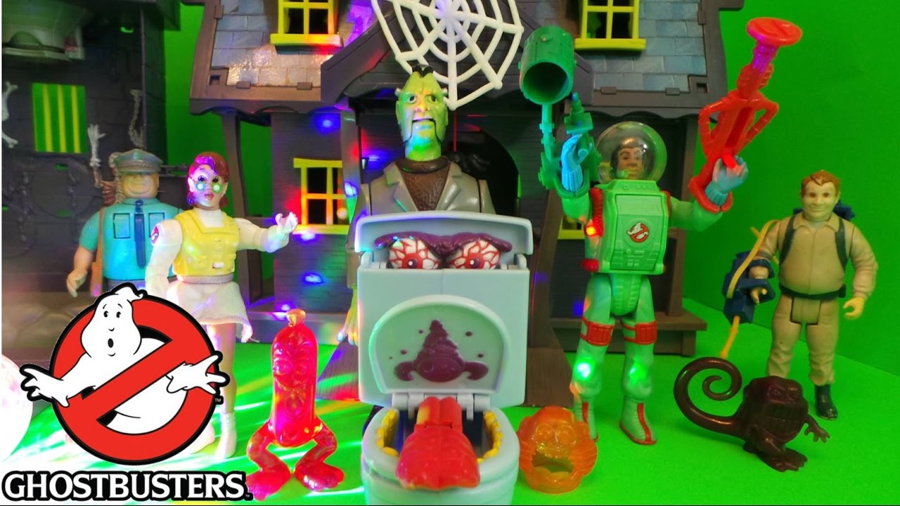 Best Ghostbuster Toys : More real ghostbusters original toys inc fearsome